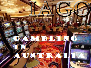 CASINO - Legal Pokies