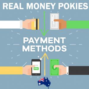 australian free pokies banking options